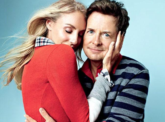 Mode : Michael J. Fox plus amoureux que jamais dans la nouvelle pub Gap !