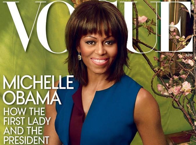 Mode : Michelle Obama : cover girl chic pour sa deuxième une de Vogue !
