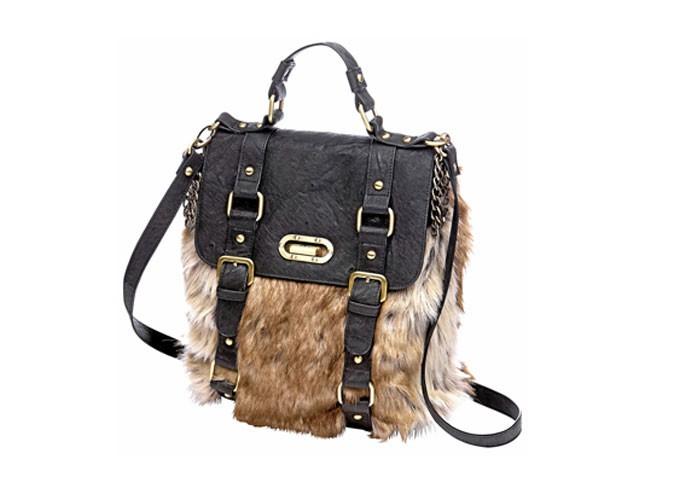 Mode : mon sac, mon doudou en fausse fourrure !