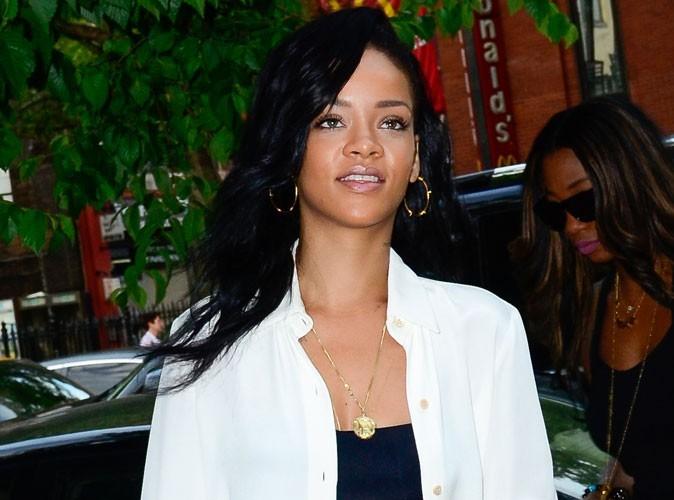 Mode : Rihanna devient styliste de choc pour River Island !