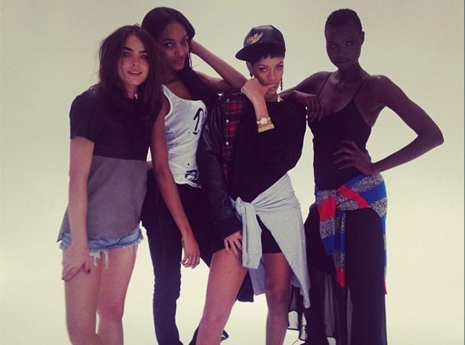 Mode : Rihanna lancera sa ligne de vêtements pour Rivers Island lors de la Fashion Week londonienne !