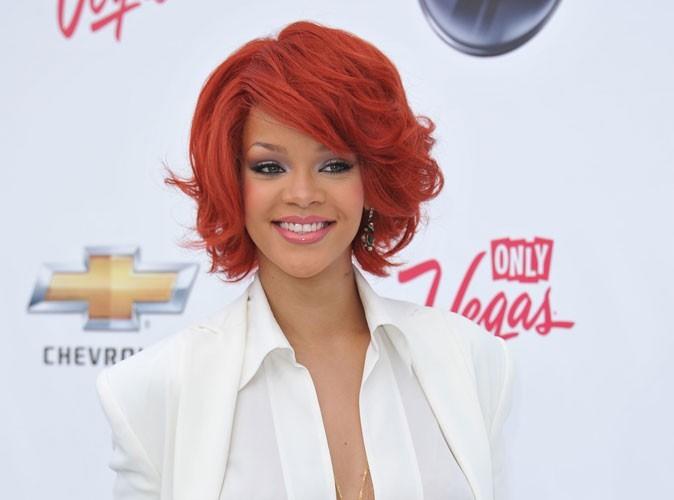 Mode : Rihanna remplace Megan Fox chez Armani !