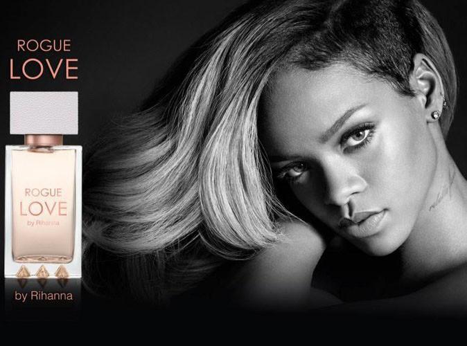 """Mode : Rihanna : """"Rogue Love"""", sa toute nouvelle fragrance !"""