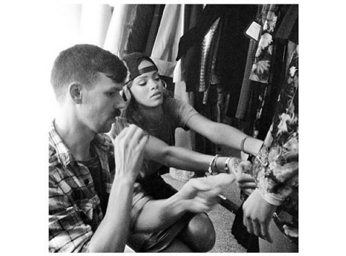 Mode : Rihanna : styliste une seconde fois pour River Island !