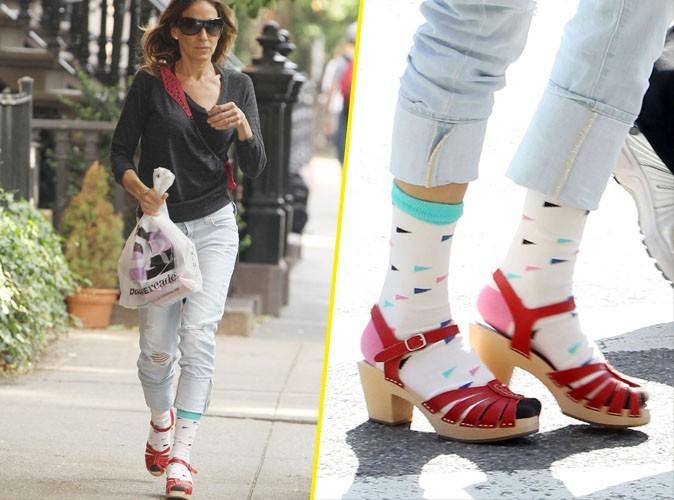 Mode: Sarah Jessica Parker se rapproche de son personnage Carrie Bradshaw en lançant une collection de chaussures à son nom !