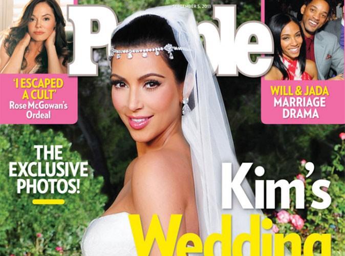 Mode : se marier comme Kim Kardashian, c'est possible !