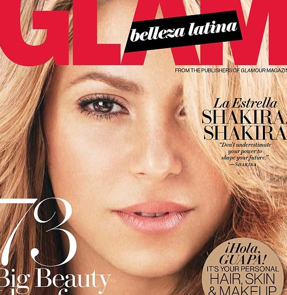 """Mode : Shakira : """"Pour moi, la beauté latine est confiante, passionnée et, bien sur, pulpeuse"""" !"""