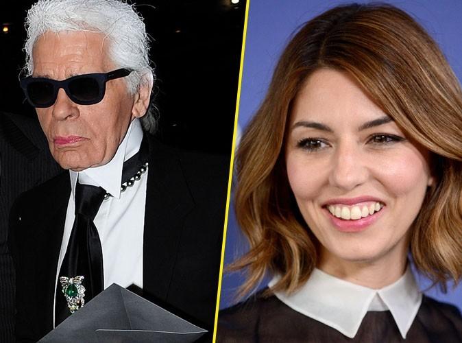 Mode : Sofia Coppola apportait le café à Karl Lagerfeld dans son adolescence !