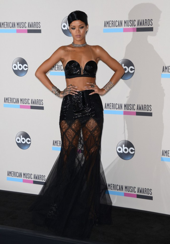 Rihanna : la transparence