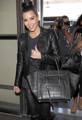 Kim kardashian et son Céline