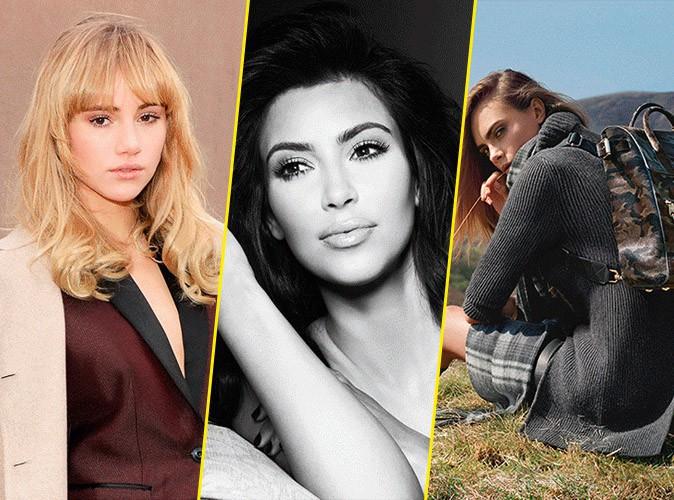 Mode : Suki Waterhouse, Kim Kardashian, Cara Delevingne... Elles vendent leurs vêtements pour la bonne cause !