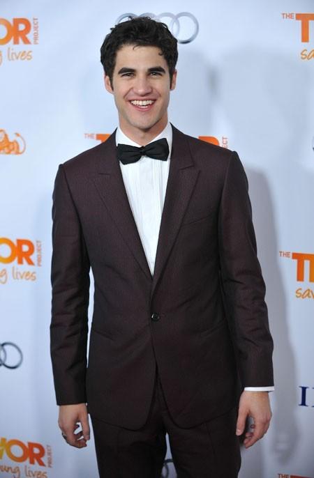 1- Darren Criss
