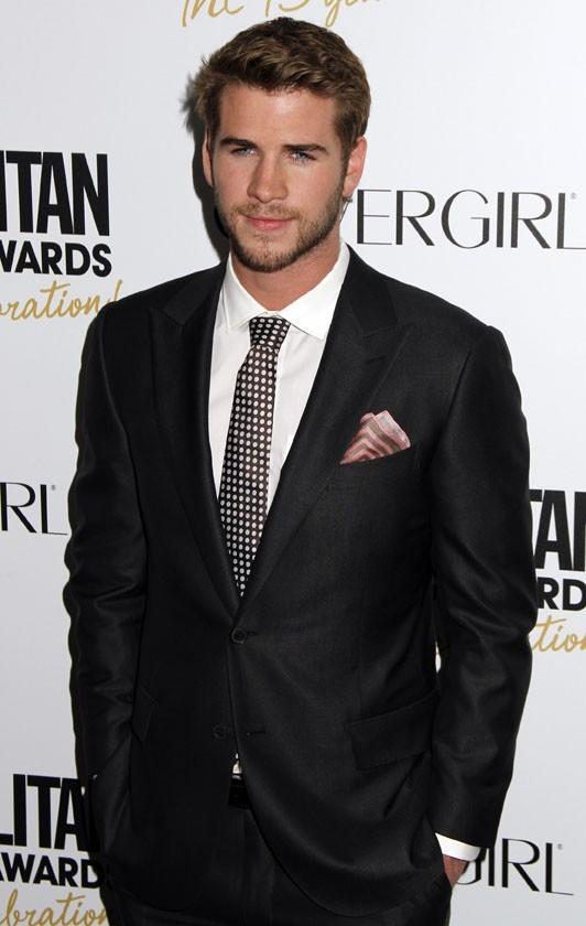 29- Liam Hemsworth