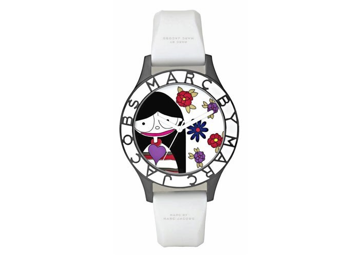 Mode : une montre tendance cartoon chez Marc by Marc Jacobs !