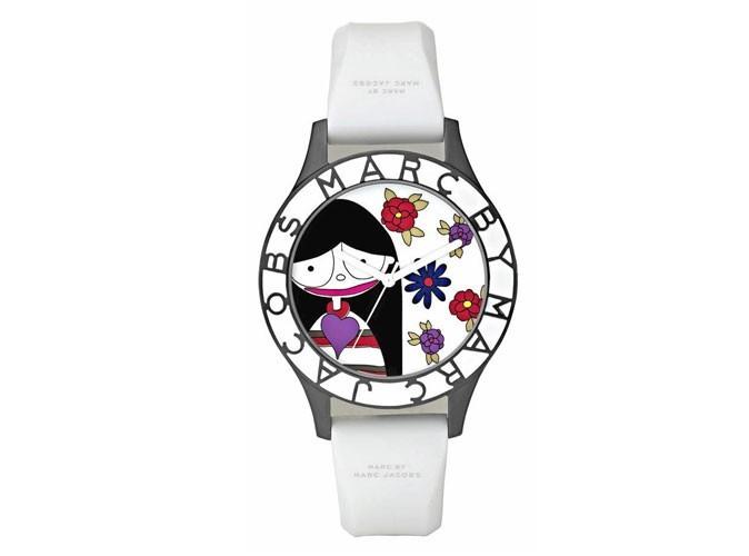 Mode : une montre tendance cartoon chez Marc by Marc Jacobs !