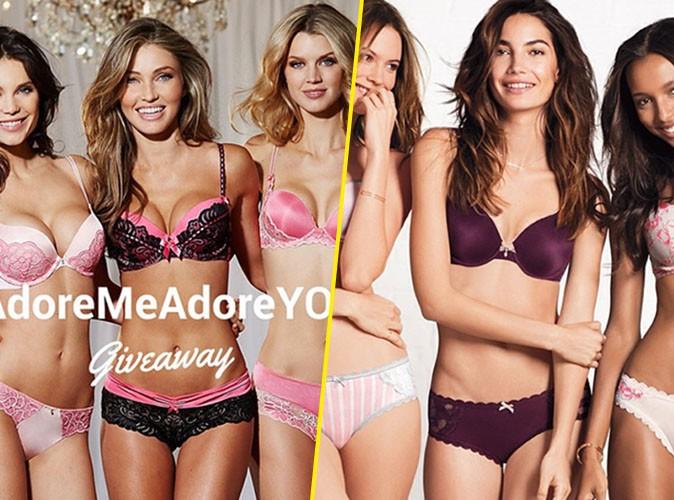 Mode : Victoria's Secret : un concurrent français lui vole la vedette !
