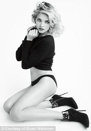 Natalia Vodianova glamour des pieds à la tête!