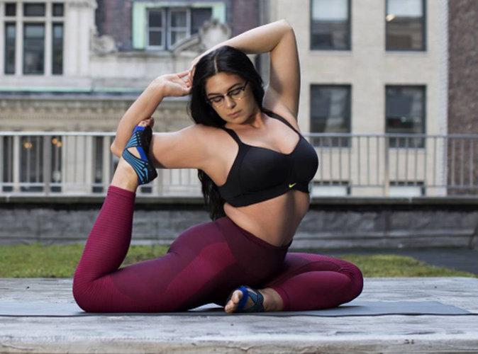 """Nike Women :  La marque lance une pub avec des mannequins """"plus size"""" !"""