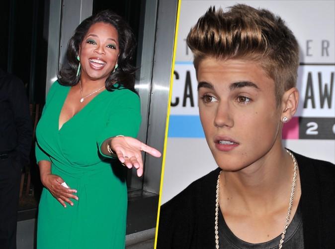 Oprah Winfrey aide Justin Bieber à choisir un cadeau pour Selena Gomez !