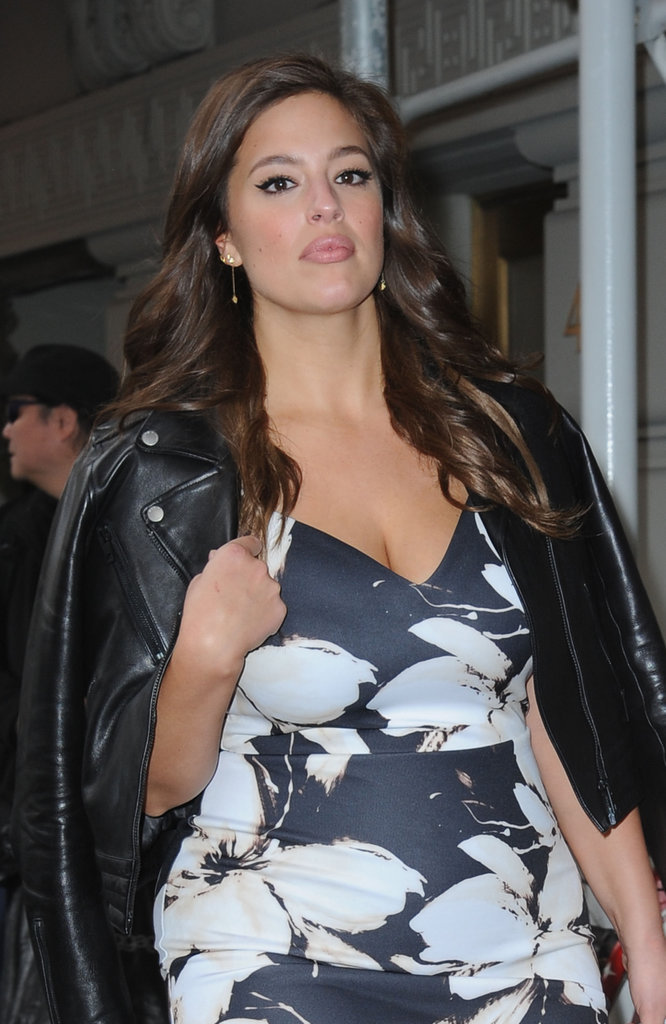 Photos : Ashley Graham : elle devient consultante mode pour Instyle Magazine !