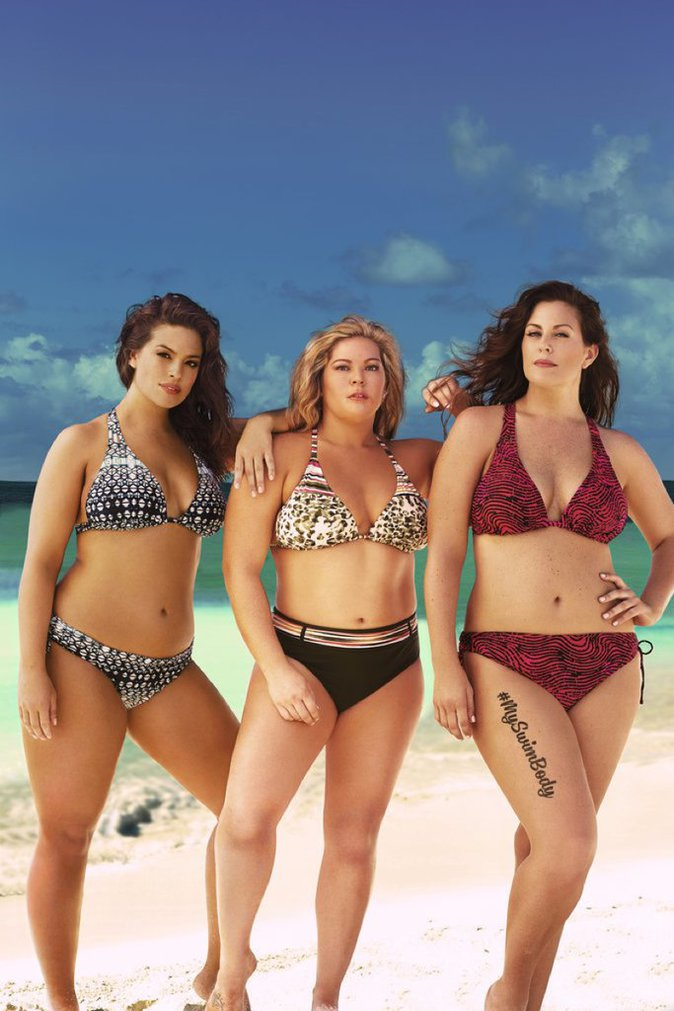 La nouvelle campagne Eté 2016 de SwimSuitForAll