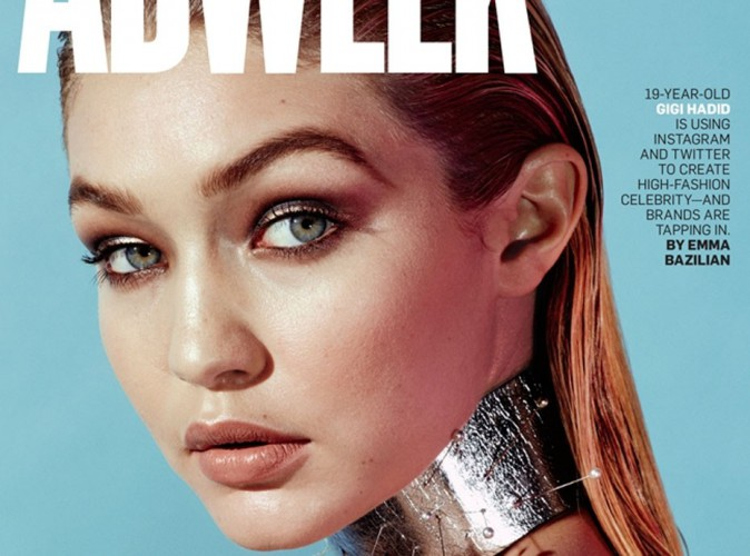 Photos gigi hadid un look minimaliste pour un top en for Look minimaliste