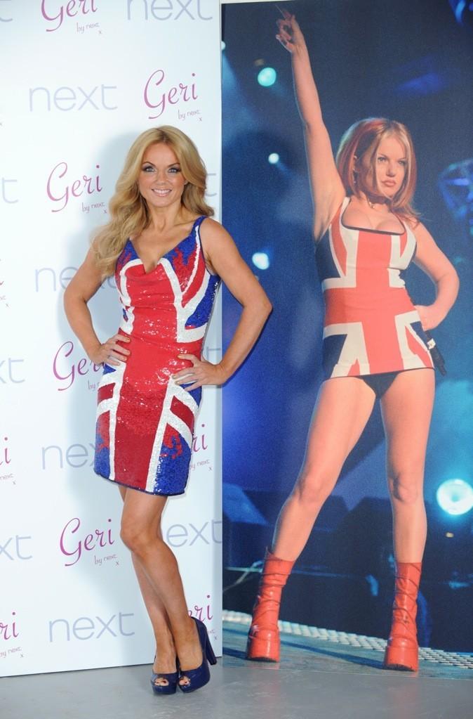 Spice Girl en puissance !
