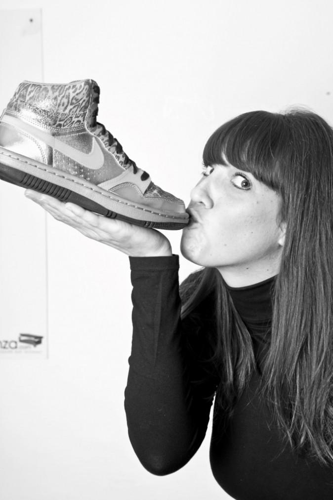 Les sneakers du soir : Clarisse
