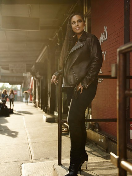 Alicia Keys pour Levi's