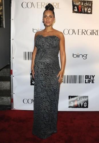 Alicia Keys à ses débuts ... Bof Bof le style!