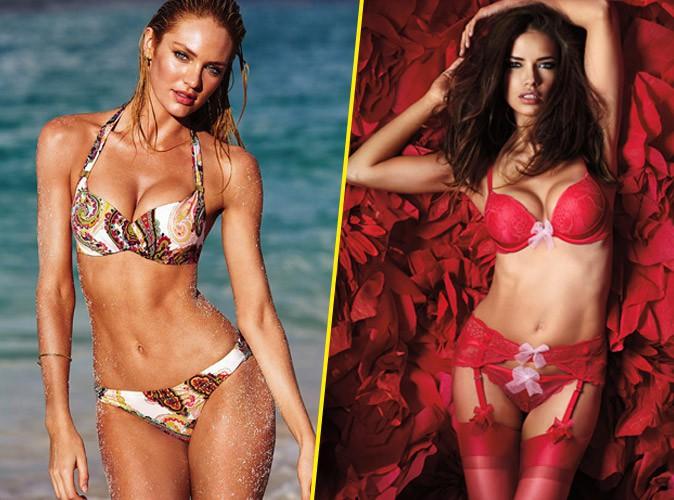 Entre Candice Swanepoel et Adriana Lima, qui est la plus hot ?