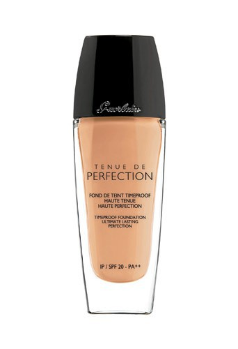 1. Fond de teint Timeproof, Tenue de Perfection, Guerlain. 49 €.