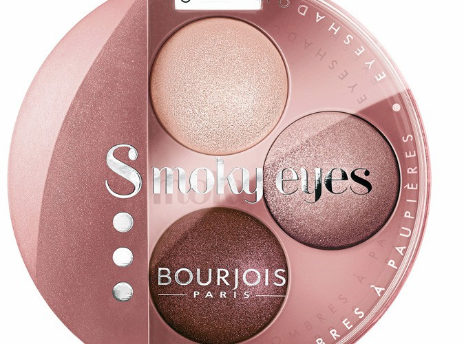3. Smoky Eyes, Rose Vintage, Bourjois. 14,95€.