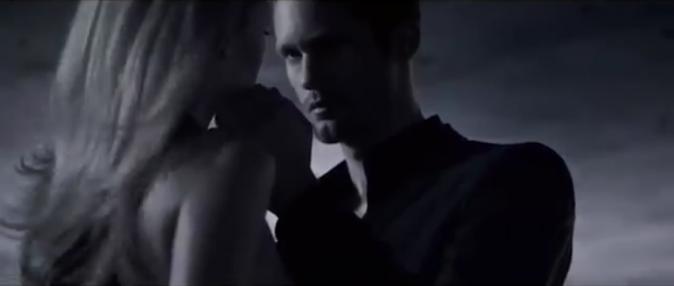Alexander Skarsgard, pour Encounter de Calvin Klein!