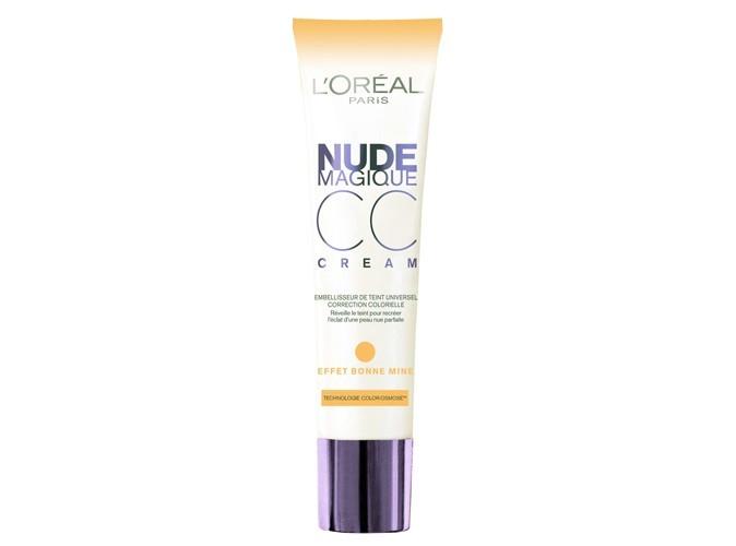 Beauté : zoom sur la CC Cream Nude Effet Bonne Mine !
