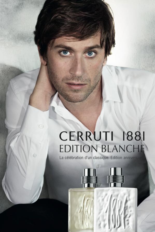 Beauté : Thomas Dutronc : Il offre ses yeux revolver pour Cerruti 1881 !