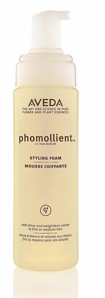 Mousse coiffante, Phomollient, Aveda 18,50 €