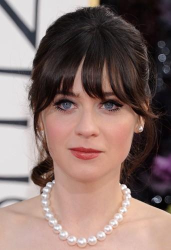 Les yeux les plus sexy : Zooey Deschanel