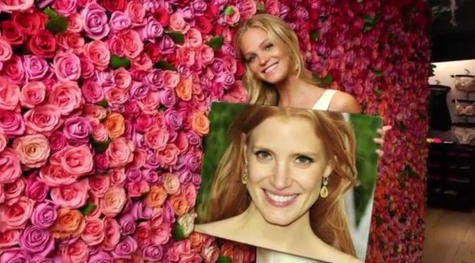 Le sourire le plus sexy : Jessica Chastain