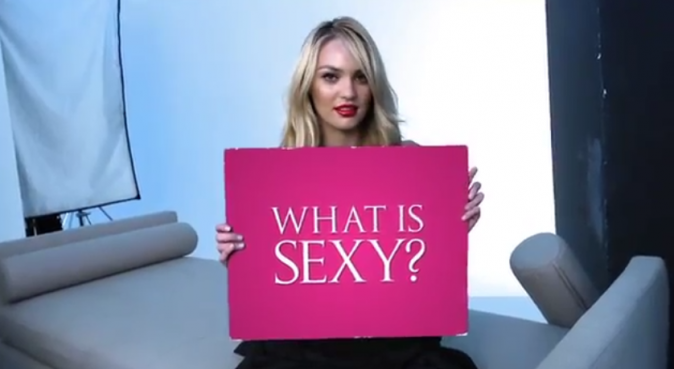 Liste What Is Sexy by Candice Swanepoel