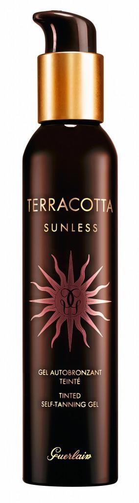 Gel autobronzant teinté, Terracotta Sunless, Guerlain 48 €