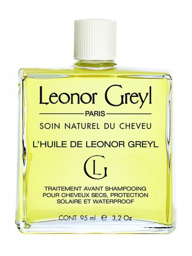 L'huile de Leonor Greyl, 33,50 €