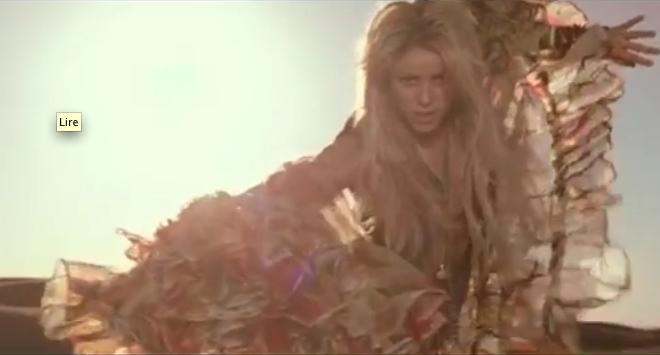 Elixir by Shakira !
