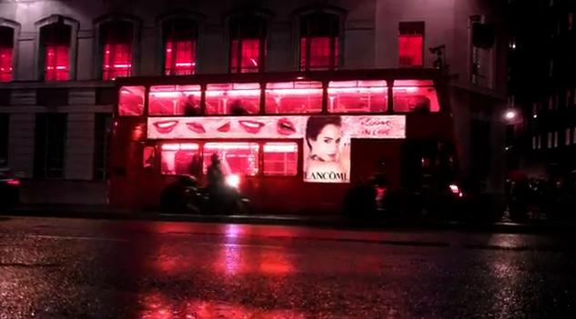 Le bus londonien spécial Emma Watson