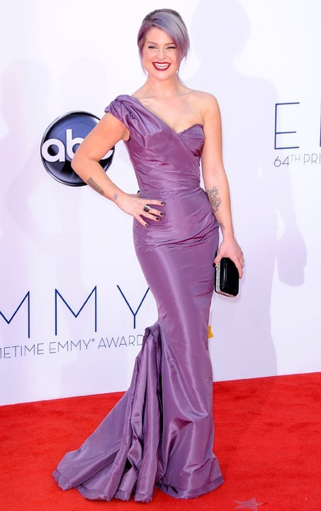 Kelly Osbourne aux Emmy Awards 2012