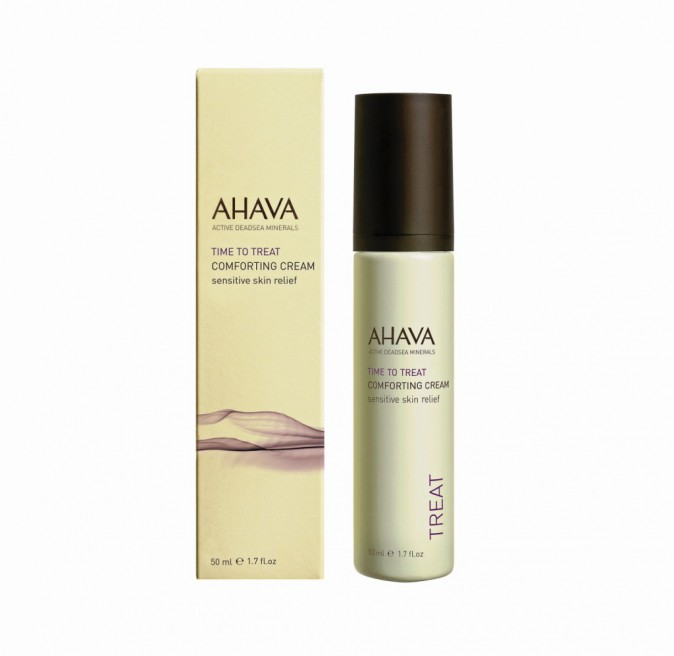 Crème réconfortante, Time to treat, Ahava 45€