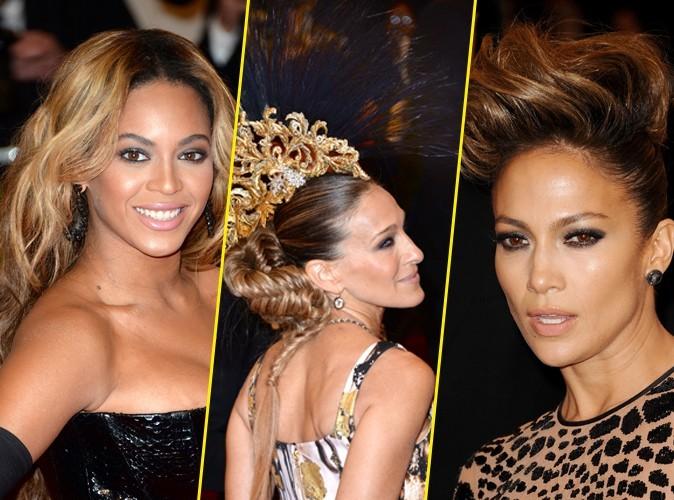 Beauté : Focus sur les plus belles coiffures du Met Ball !