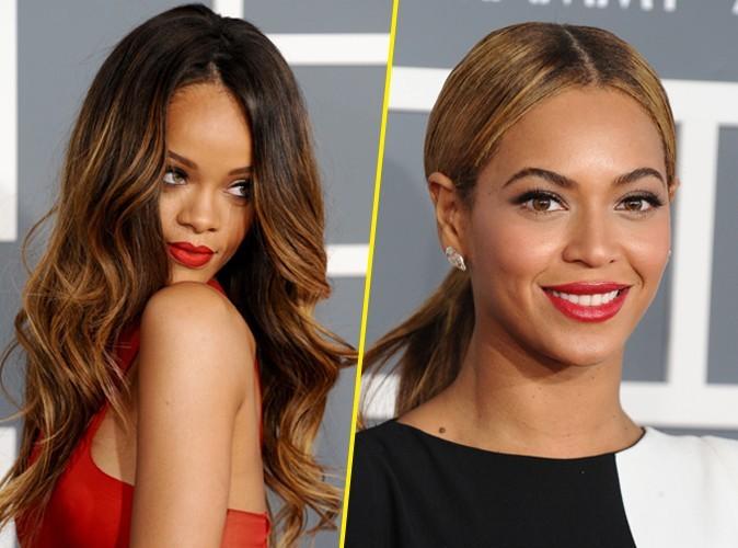 Beauté : Grammy Awards 2013 : Les plus belles coiffures
