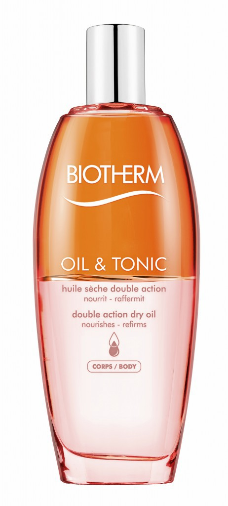 Oil & Tonic, Biotherm. 40 €.