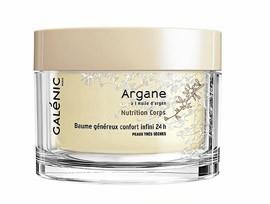 Argane, Baume généreux Confort Infini 24 h, Galénic 32,90 €